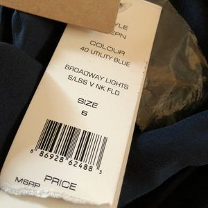 French Connection Dresses - NWT French Connection Broadway Nights Dress B12